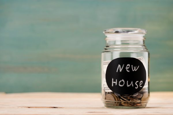 How to save money - downpayment