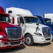 International Semi-Truck