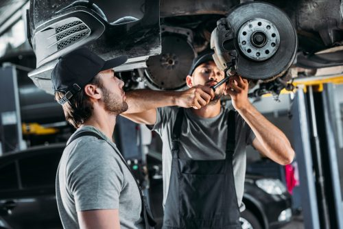 Point of Sale Financing for Auto Repair