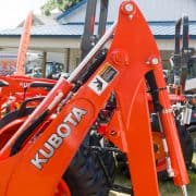 Kubota Farm Equipment