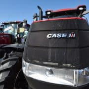 Case IH Agricultural Equipment Manufacturer