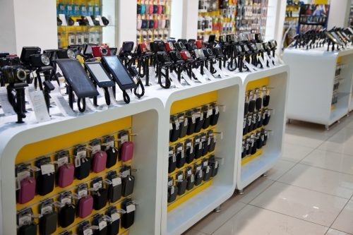 Point of Sale Financing for Electronics Shop