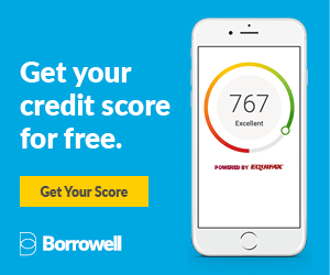 Borrowell Credit Check - Smarter Loans