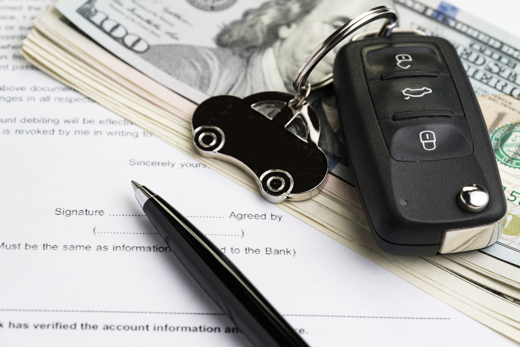 Basic Car Loan Requirements