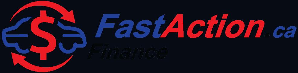 Fast Action Finance Logo