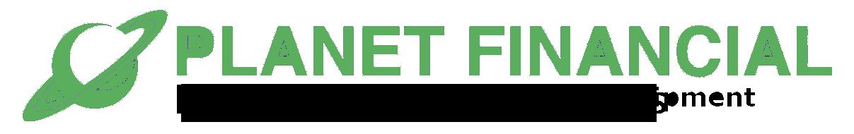 Planet Financial Logo
